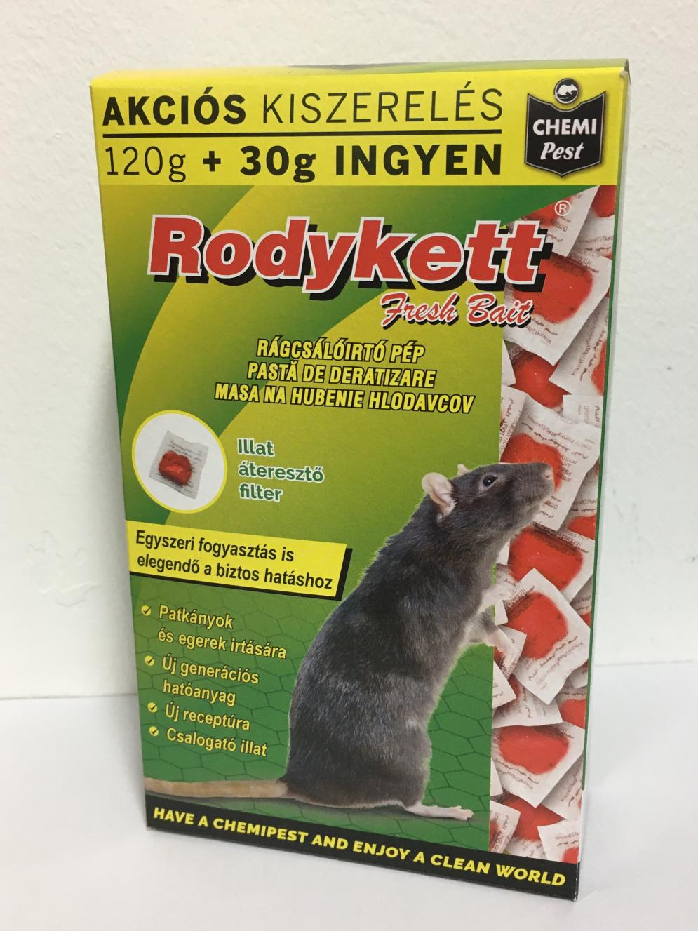 Rodykett Fresh Bait